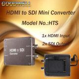 Sdiのビデオコンバーターへの二重電源システムHDMI