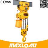 Блок Alibaba Китая электрический цепной, миниая электрическая таль с цепью, миниая электрическая лебедка