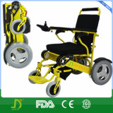 신체 장애자를 위한 전자 휠체어를 접혀 라이트급 선수