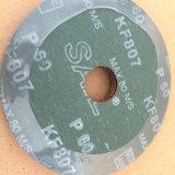 Oxyde 0.8mm van het aluminium de Schijven van de Vezel voor het Oppoetsen van het Metaal