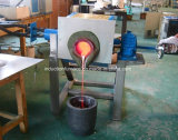 15kw~300kw IGBT Portable Metal Induction Furnace