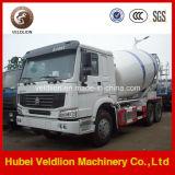 6X4 8 de Kubieke Vrachtwagen van de Concrete Mixer van de Meter HOWO