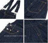 Jeans de denim des salopettes des femmes