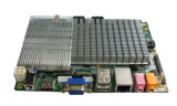 Intel GM45 Minianzeigen-Bildschirmanzeige-Motherboard Gleichstrom-12V mit 4*COM /CF Karte