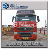 Sinotruk HOWO T7h 6X4 290-540HP 트랙터 트럭