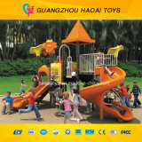 Amusement Park (A-00802)를 위한 끌린 High Quality Kids Outdoor Playground