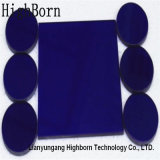 Prix ​​usine Blue Cobalt Glass Window