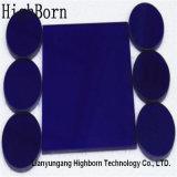 Venster van het Glas van het Kobalt van de Prijs van de fabriek het Blauwe