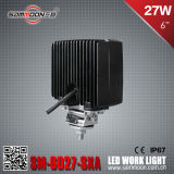 6 Inch 27W LED Car Work Driving Light (SM-6027-SXA)