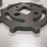 Hochgeschwindigkeits-CNC Fiber Laser Cutting Machine 500W 1000W