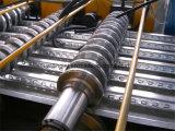 Tipo popular rolo do assoalho da plataforma de Trapzoidal que dá forma à máquina