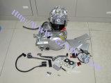 Yogのインド人モデルオートバイの予備品エンジンのBajajのボクサーCT100 Bm100 Bm150は125 135パルサー180を220のPlatinaの燃料タンクミラーのスプロケットの本管スイッチ検出する
