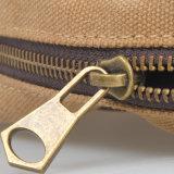 Saco de costura de couro da lona do couro (RS-6881)