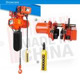 Grue hydraulique électrique de quantité de pièce essentielle élevée de Lowhead