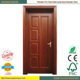 Modèle européen de la conception 2014 simple glissant la porte en bois