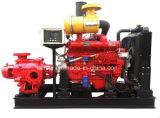 Dieselmotor-Wasser-Pumpe (einstellen)