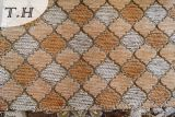 Il tessuto 2016 di Chenille di serie del jacquard ha progettato per il Sudamerica e l'Africa