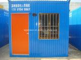Casa móvil prefabricada del precio razonable/prefabricada portable