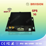4CH bewegliches DVR mit GPS-Funktion mit wasserdichtem Fall