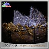 LEDの特別な屋外の景色のクリスマスの装飾ライト
