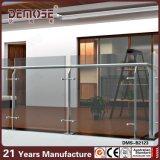 옥외 옥상정원 박판으로 만들어진 유리 방책 (DMS-B2123)