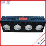 La MAZORCA LED del poder más elevado 504W crece las luces para el cáñamo médico