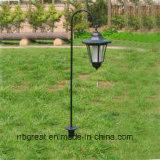 Lumière solaire à crochet -02 de jardin
