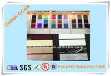 1220mm het Comité van de Muur van pvc van de Kleur van de Breedte