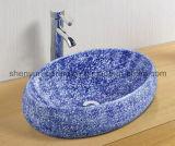 Керамический тазик цвета ванной комнаты тазика (MG-0046)