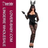 Traje de Cosplay de la mujer atractiva de Halloween (L15210)