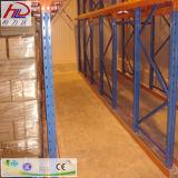 Lager-Stahlladeplatten-Zahnstange mit Corbel-Träger