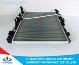 Radiatore di alluminio efficace di raffreddamento per Toyota Hiace 05 a