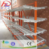 Racking Cantilever do Shelving de aço do metal
