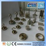 Neodimium Magnettの金属の磁石の極度の強いネオジムの磁石