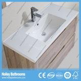収納キャビネット(BF113M)との現代木MDFの浴室の虚栄心