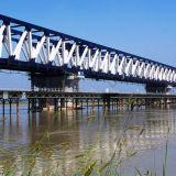 容易鉄骨構造橋をアセンブルしなさい