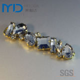 Modo Rhinestone Shoe Buckle per Women Shoe