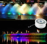 N-Lu1163 12W LED Fountain Light mit DMX512 Control