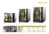 판매! ! ! ! 경쟁가격 (QH-5Q)를 가진 증기 시스템 고품질을%s 가진 가스 열기 대류 오븐