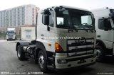 Caminhão do trator de Hino, trator do reboque, veículo de reboque