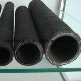 (SAE100R1) Boyau en caoutchouc hydraulique flexible de pétrole à haute pression spiralé