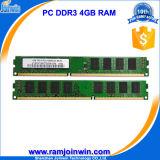 RAM пожизненной гарантии PC3-10600 240pin DDR3 1333MHz 4GB