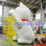 Lucky Cat Inflatable Cartoon Model
