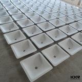 Kingkonree quadratischer eindeutiger Entwurfs-festes Oberflächenhandwäsche-Bassin