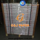 Papier réutilisé de NCR en emballage de cadre de couleur pour la vente en gros
