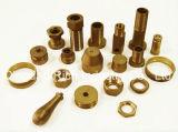 CNC die Delen, Vervangstukken van het Aluminium van de Hoge Precisie de Aangepaste machinaal bewerken, draaide Delen, de Delen van het Messing