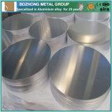 8011 diverse Legering van het Aluminium van Normen om Plaat