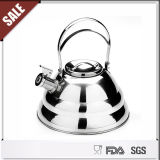 2.5L Stainless Steel Electric Kettle avec Tray Set