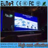Écran d'intérieur polychrome de location de haute résolution de P2.5 SMD DEL