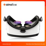 3D Virtual Reality Glasses com HDMI Micro e HD 1920*1080 Resolution para Home Cinema